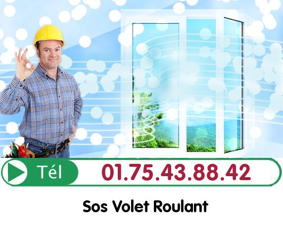 Deblocage Rideau Metallique Ambleville 95710