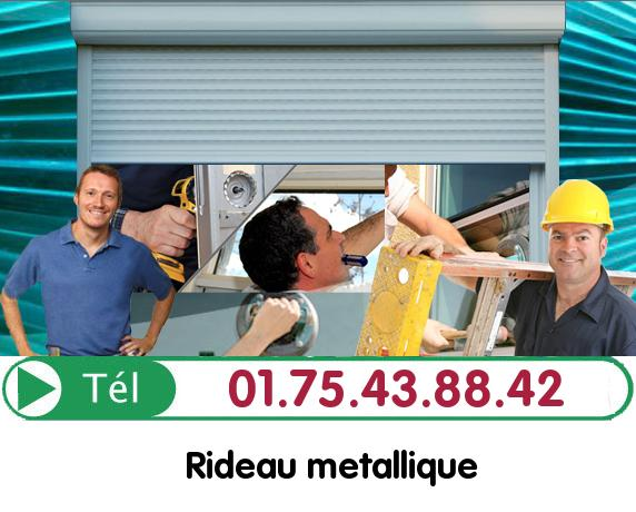 Deblocage Rideau Metallique Aubervilliers 93300