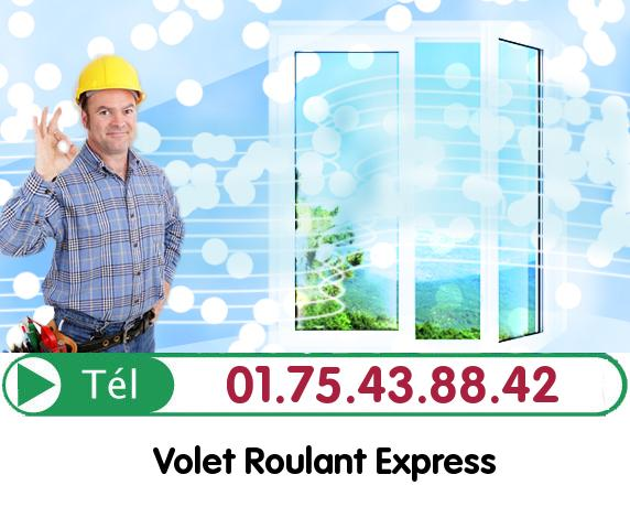 Deblocage Rideau Metallique Auvers Saint Georges 91580