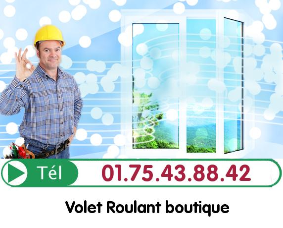 Deblocage Rideau Metallique Bachivillers 60240