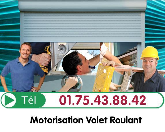 Deblocage Rideau Metallique Berneuil sur Aisne 60350