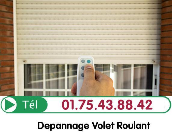 Deblocage Rideau Metallique Béthemont la Forêt 95840