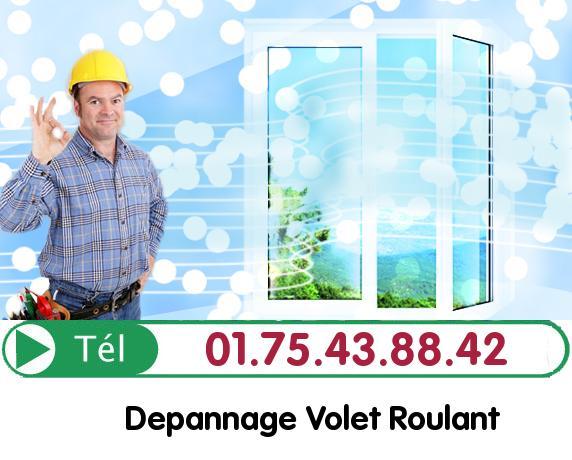 Deblocage Rideau Metallique Brueil en Vexin 78440