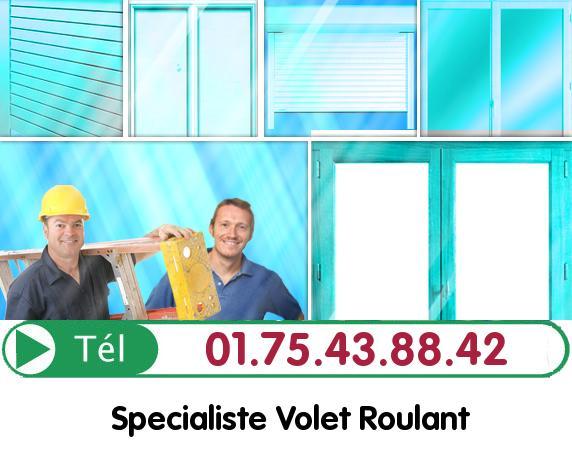 Deblocage Rideau Metallique Canny sur Thérain 60220