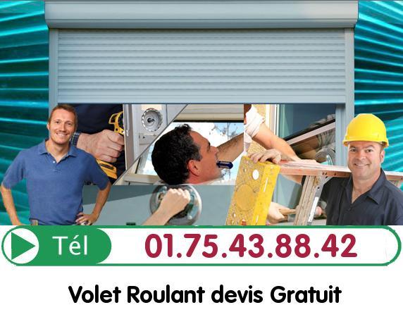 Deblocage Rideau Metallique Chaussy 95710