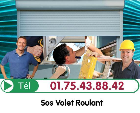 Deblocage Rideau Metallique Clairefontaine en Yvelines 78120