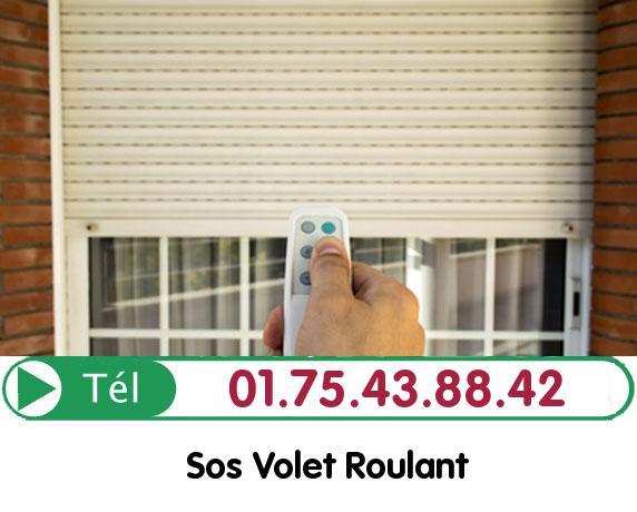 Deblocage Rideau Metallique Daméraucourt 60210