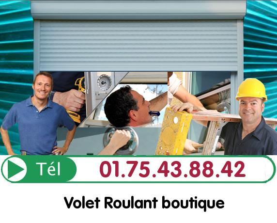 Deblocage Rideau Metallique Deuil la Barre 95170