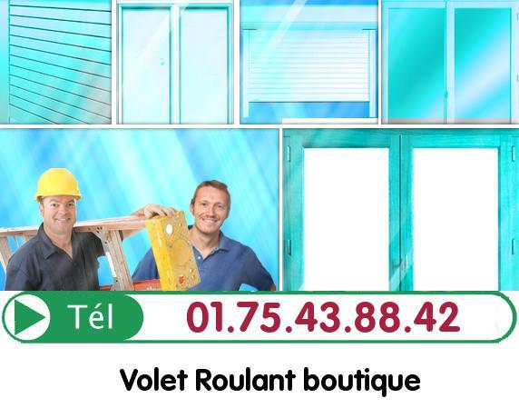 Deblocage Rideau Metallique Flins Neuve Église 78790