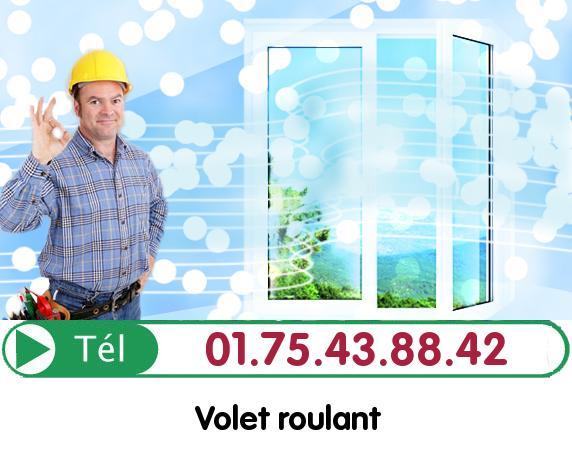 Deblocage Rideau Metallique La Neuville d'Aumont 60790