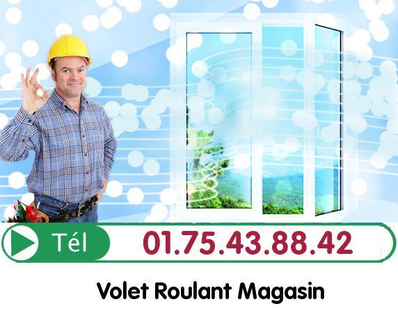Deblocage Rideau Metallique Livry sur Seine 77000