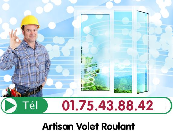 Deblocage Rideau Metallique Mandres les Roses 94520