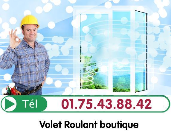 Deblocage Rideau Metallique Montcourt Fromonville 77140
