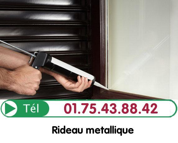 Deblocage Rideau Metallique Nanteau sur Essonne 77760