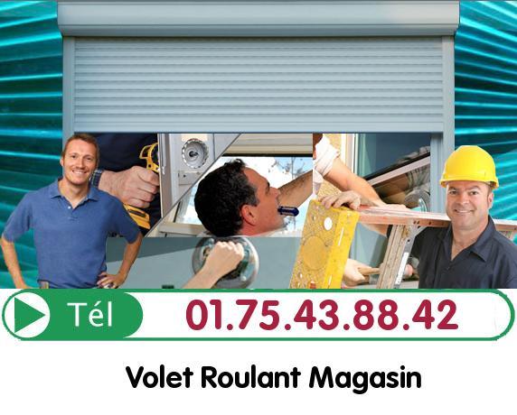 Deblocage Rideau Metallique Puiselet le Marais 91150
