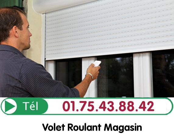 Deblocage Rideau Metallique Saulx Marchais 78650