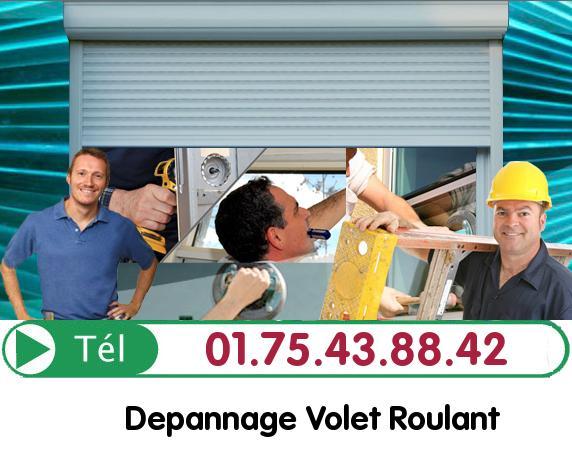 Deblocage Rideau Metallique Vieille Église en Yvelines 78125