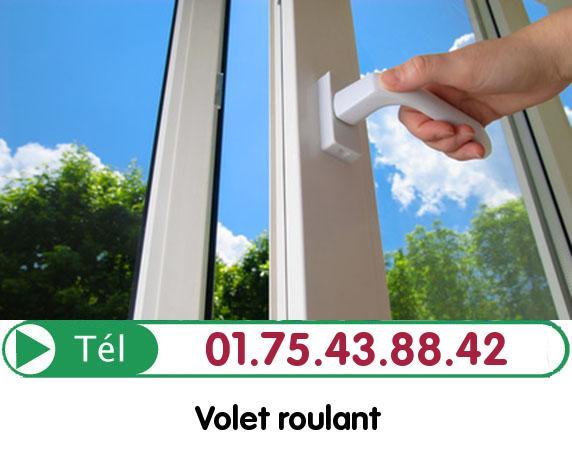Deblocage Rideau Metallique Villeneuve sur Auvers 91580
