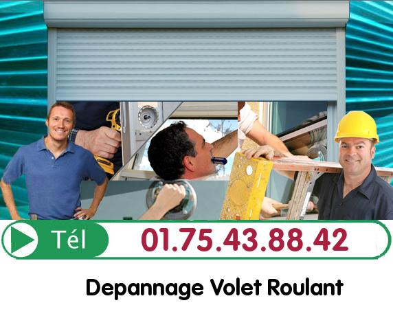 Deblocage Rideau Metallique Villiers le Bâcle 91190