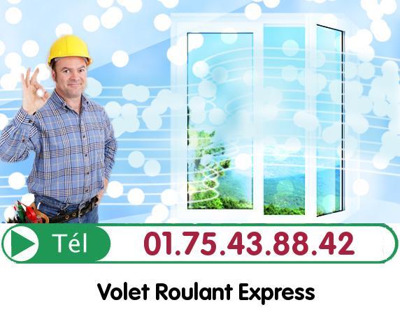 Deblocage Volet Roulant Bouconvillers 60240