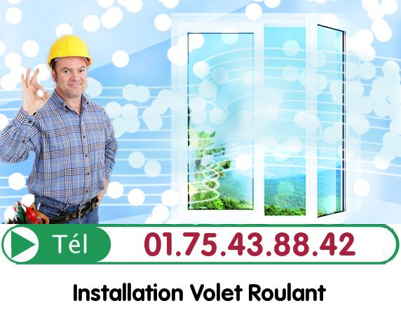 Deblocage Volet Roulant Croissy sur Celle 60120