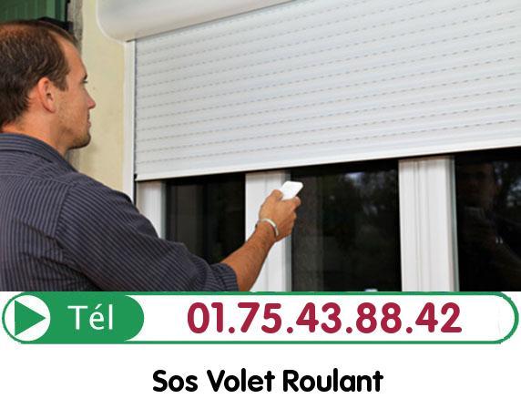 Deblocage Volet Roulant Mousseaux sur Seine 78270