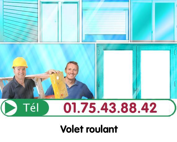 Deblocage Volet Roulant Saint Soupplets 77165