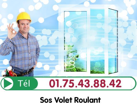 Deblocage Volet Roulant Villeneuve sur Auvers 91580