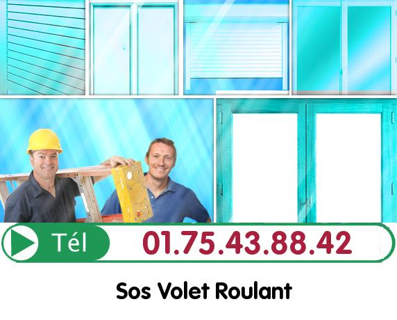 Deblocage Volet Roulant Villiers sur Morin 77580