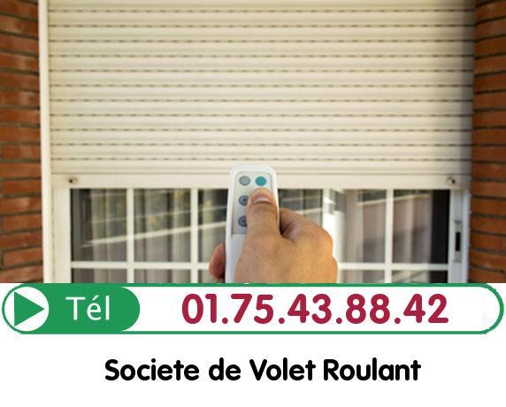 Depannage Rideau Metallique Nanteau sur Essonne 77760