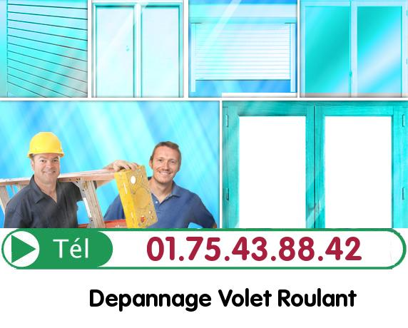 Depannage Rideau Metallique Vert le Grand 91810
