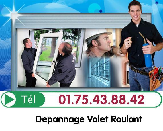 Depannage Rideau Metallique Villeneuve la Garenne 92390