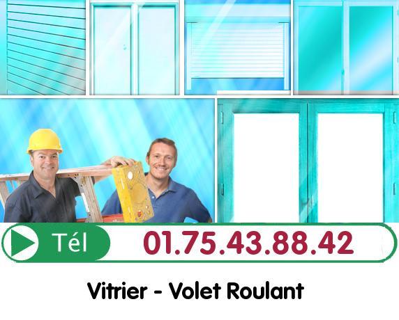 Depannage Rideau Metallique Villeneuve les Bordes 77154