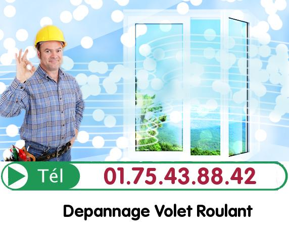 Depannage Rideau Metallique Villeneuve sur Auvers 91580