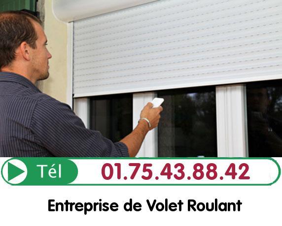 Réparation Rideau Metallique Bennecourt 78270