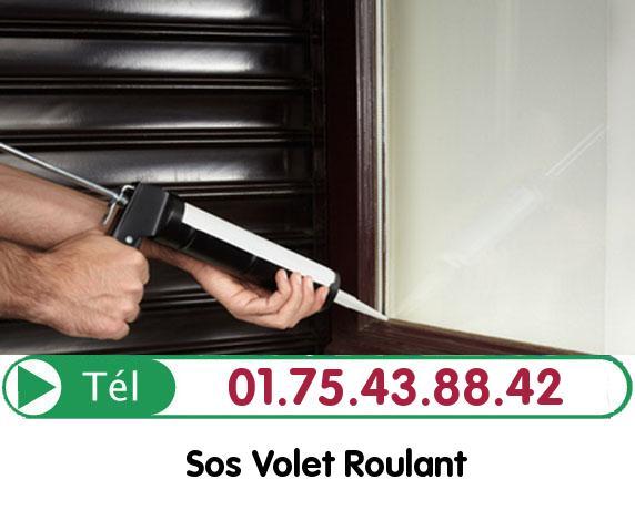 Réparation Rideau Metallique Béthemont la Forêt 95840
