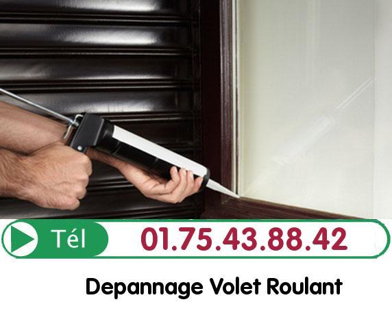 Réparation Rideau Metallique Bonnières 60112