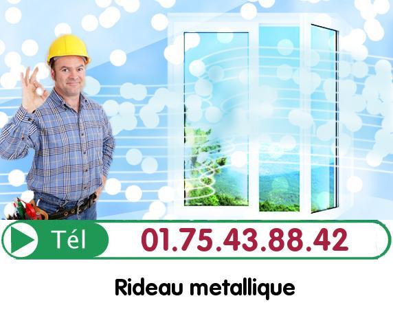 Réparation Rideau Metallique Brunvillers la Motte 60130