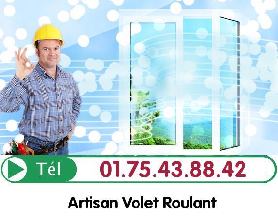 Réparation Rideau Metallique Coulommes 77580