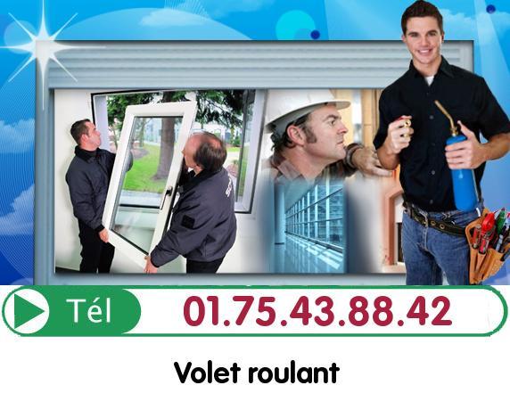 Réparation Rideau Metallique Crespières 78121