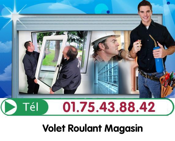 Réparation Rideau Metallique Davron 78810
