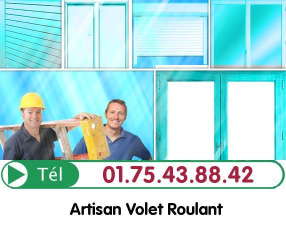 Réparation Rideau Metallique Flacourt 78200