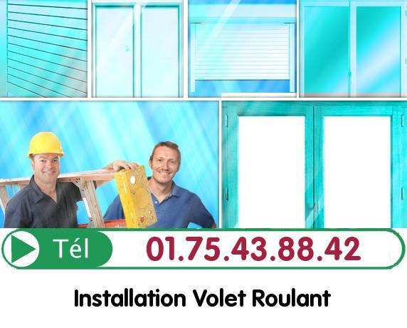 Réparation Rideau Metallique Fontenay Mauvoisin 78200