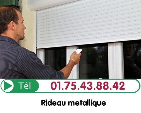 Réparation Rideau Metallique Jeufosse 78270