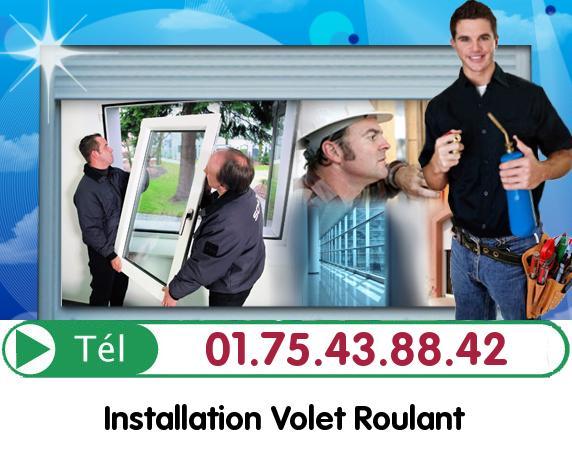 Réparation Rideau Metallique La Queue les Yvelines 78940