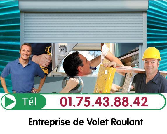 Réparation Rideau Metallique Lescherolles 77320