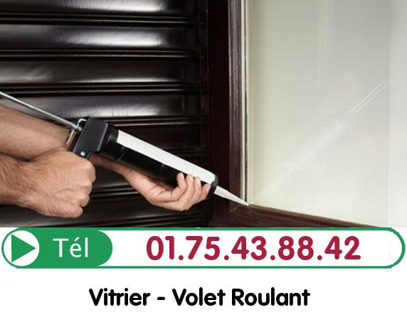 Réparation Rideau Metallique Lésigny 77150
