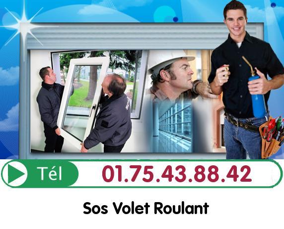Réparation Rideau Metallique Luzancy 77138
