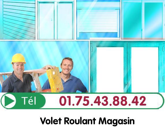 Réparation Rideau Metallique Menouville 95810