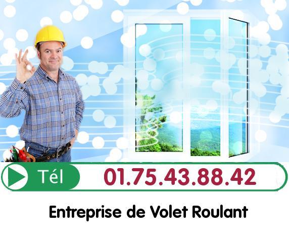 Réparation Rideau Metallique Précy sur Marne 77410